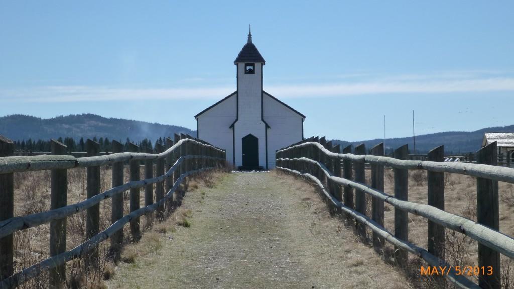 Morleytown church