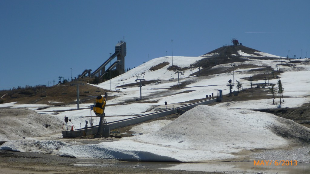 Bobsleigh and Luge park