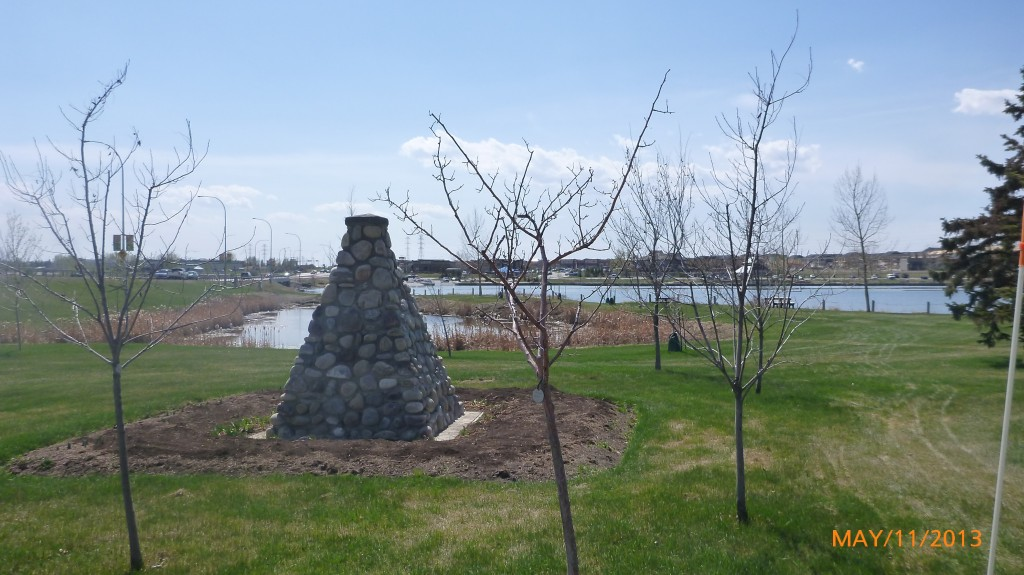 Park in Chestermere