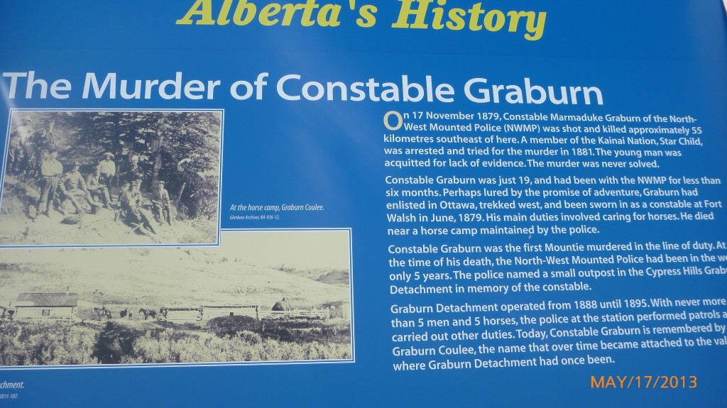 Some Alberta history