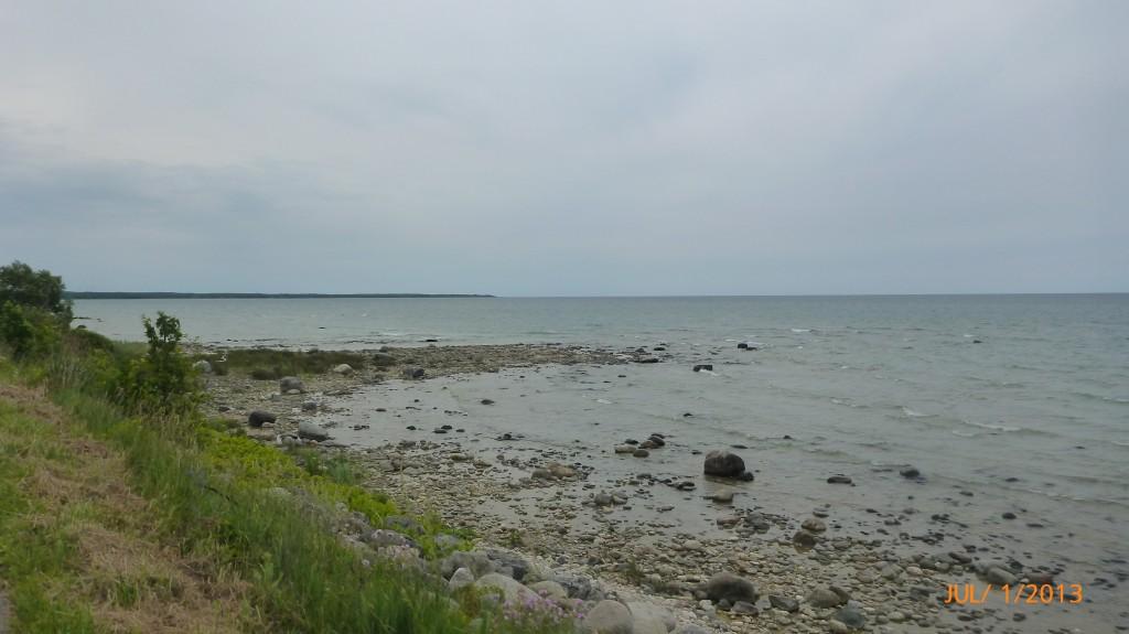 Shores of Lake Huron