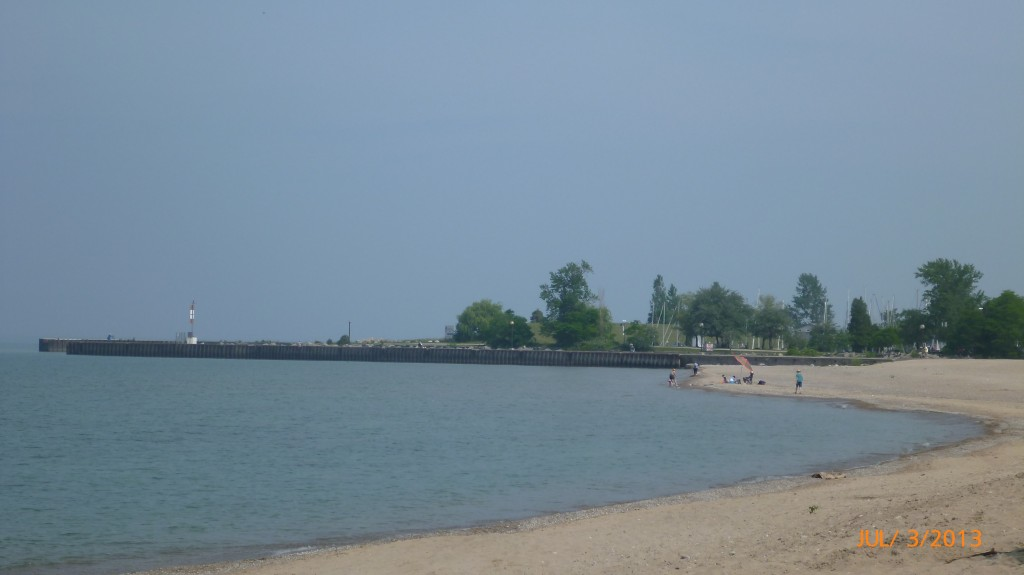 The shores in Bayfield