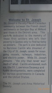 More info on St. Joseph
