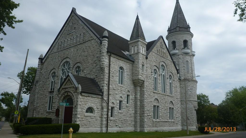 Church in Kingston