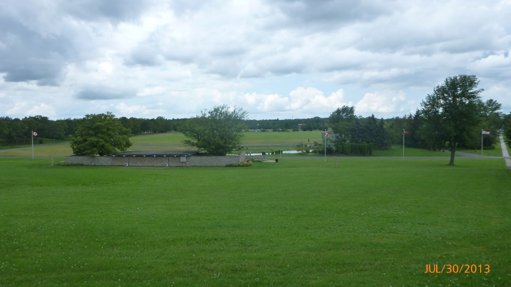 Chrysler's Farm Battlefield