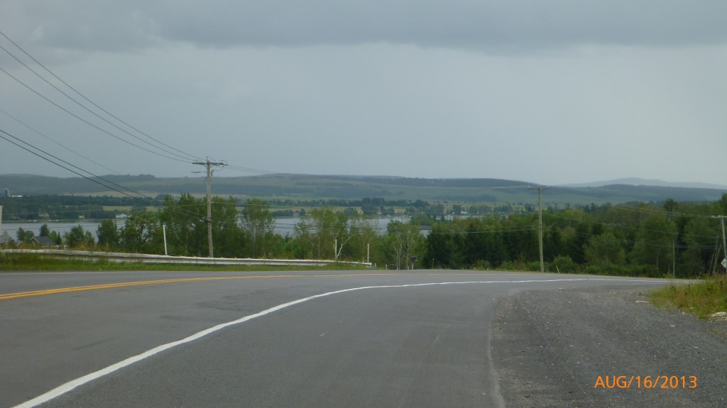 Lake Matapedia