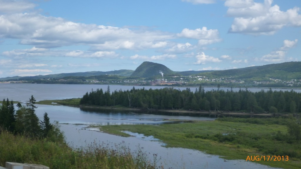 Campbellton and Sugarloaf Provincial park