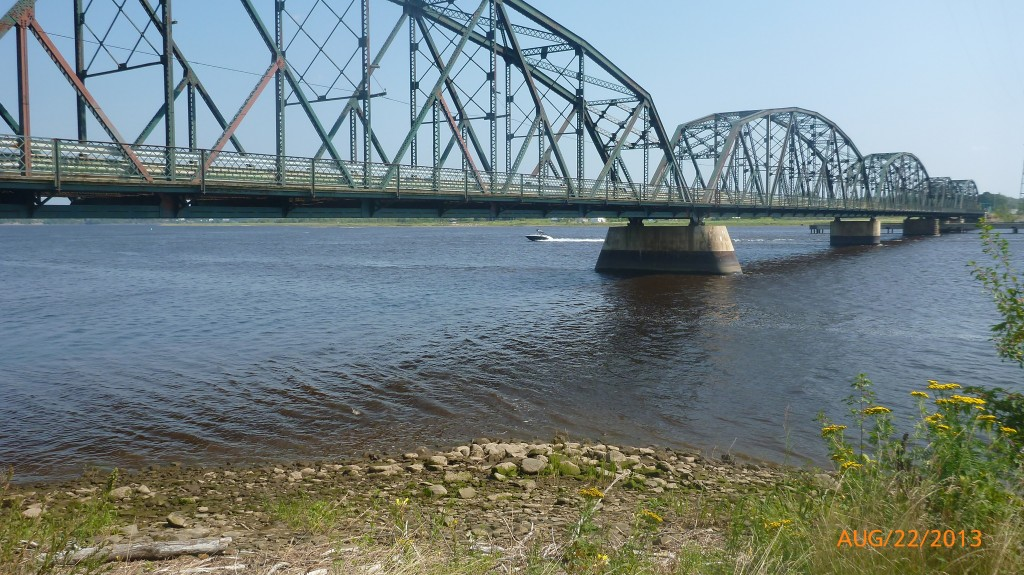 Another bridge in Miramichi