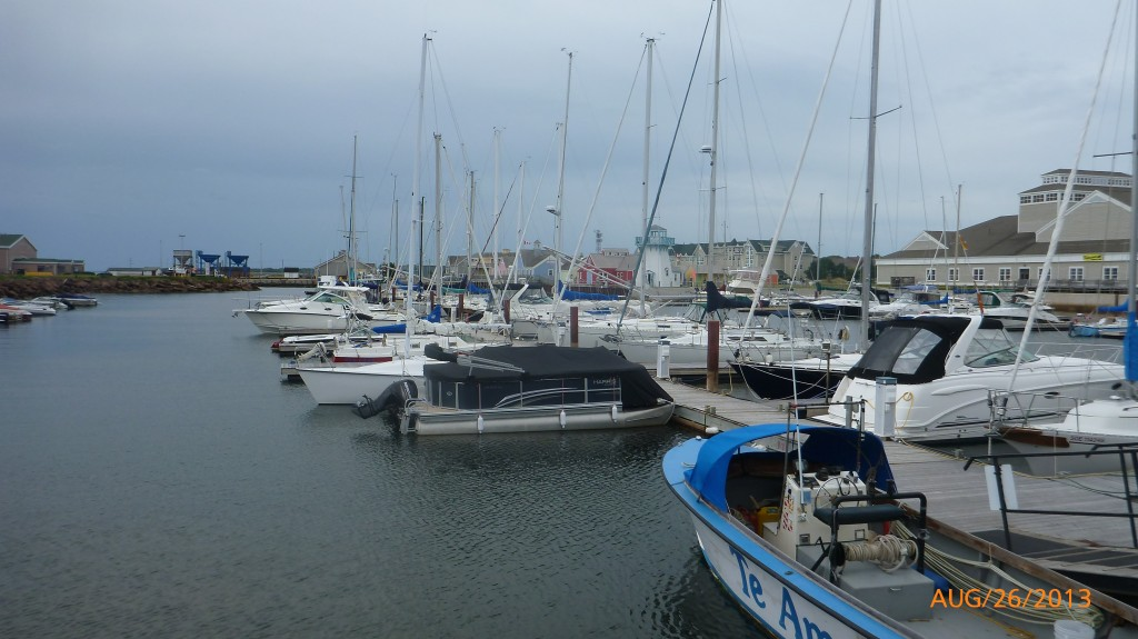 Harbour in Summerside