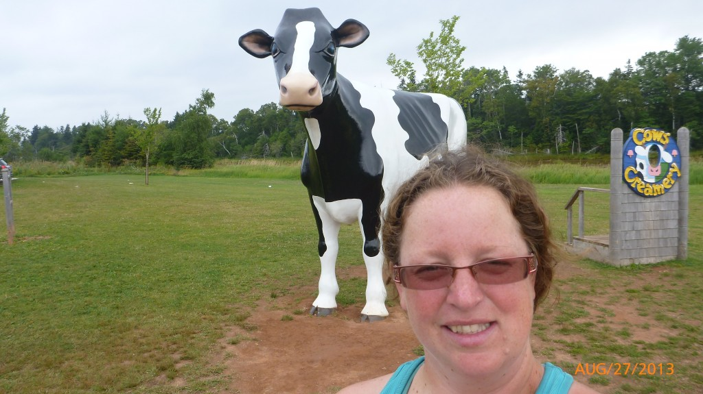 Cows creamery in Charlottetown
