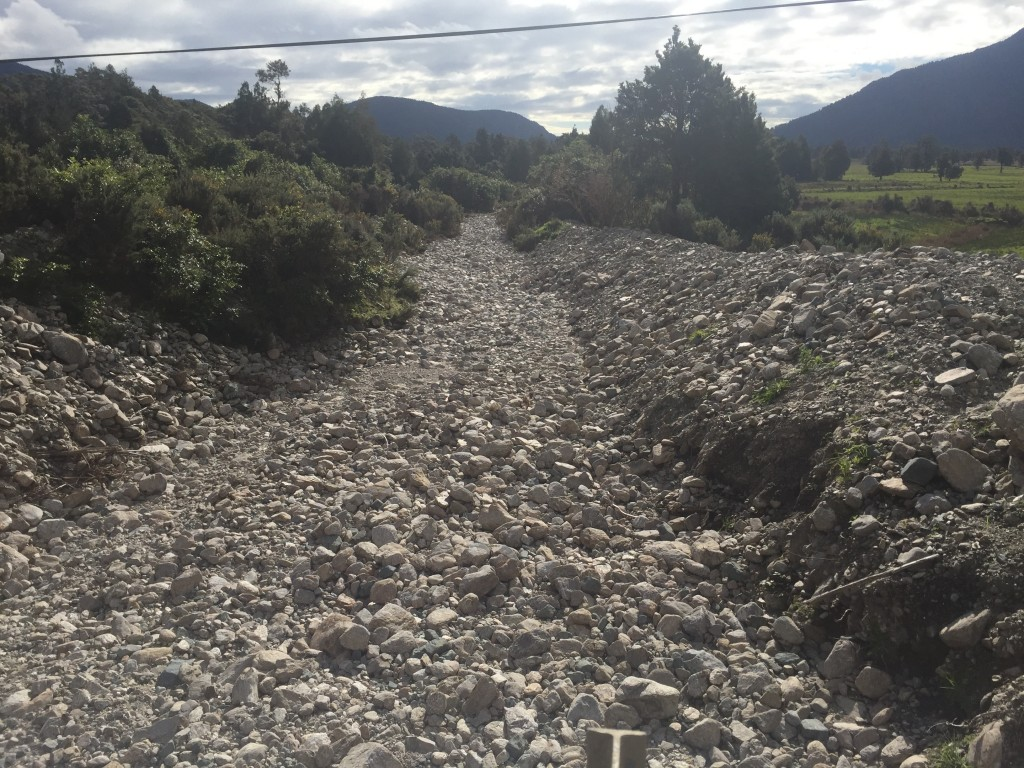 Another rocky river bed