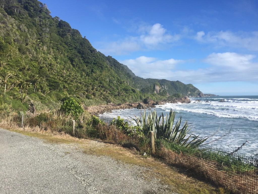 More coastal riding