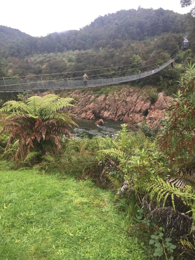 Murchison swing bridge