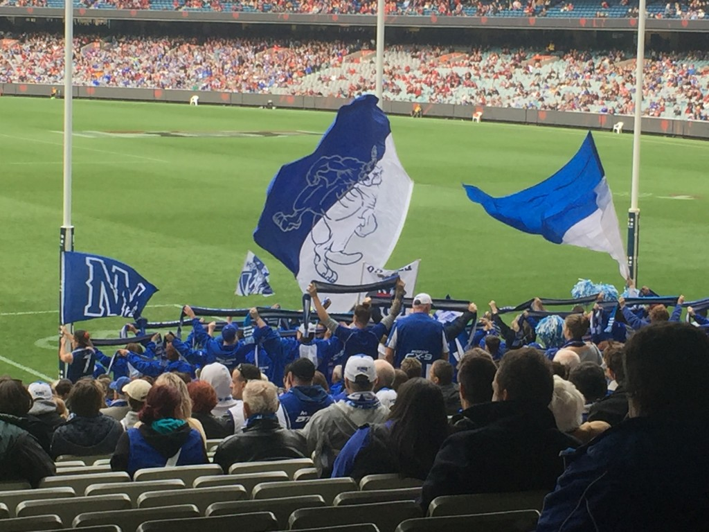 North Melbourne fan club