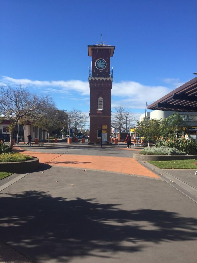 Sale town centre