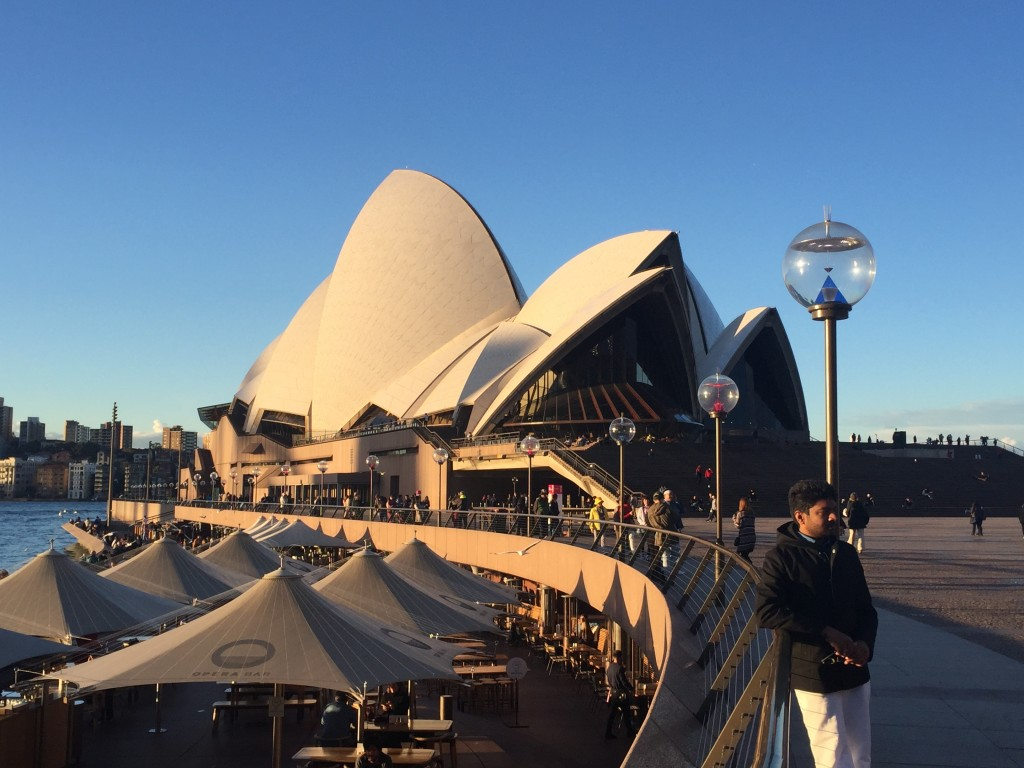 Another pic of the Opera House