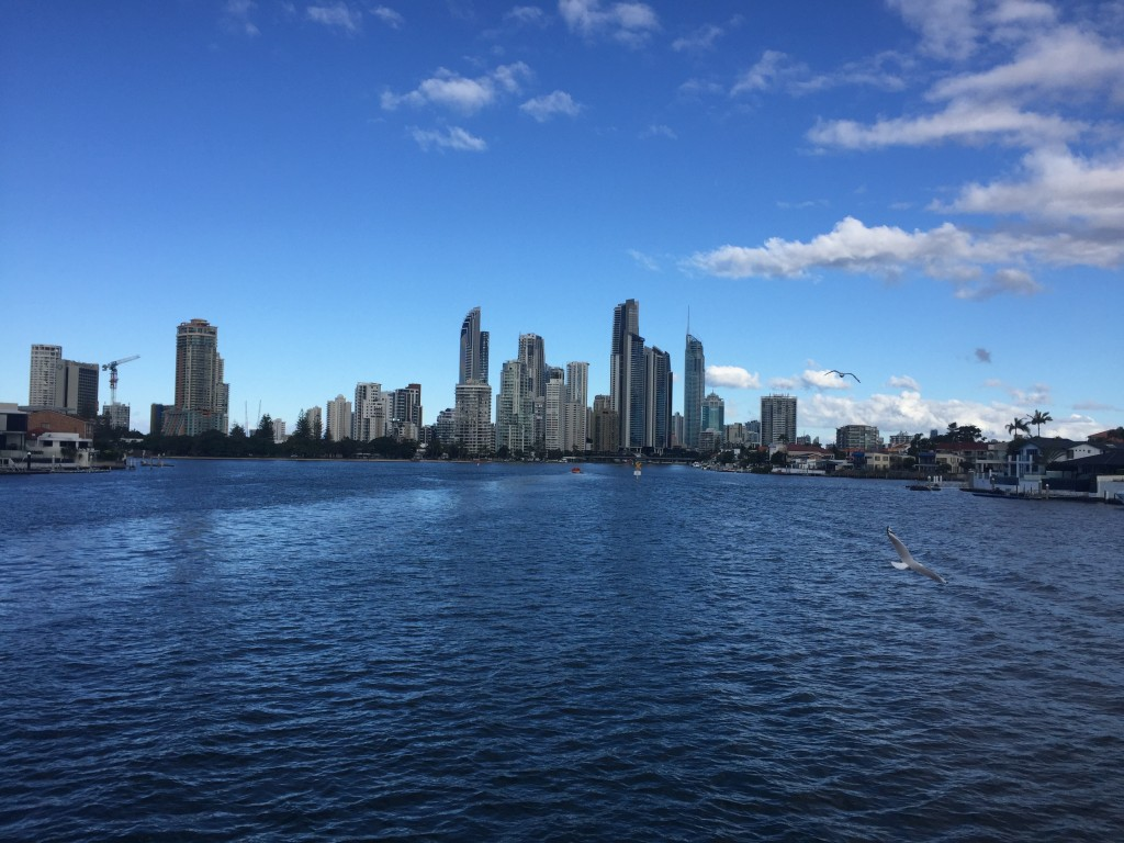Gold Coast city line
