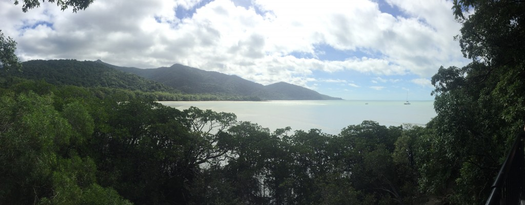 A beach at Cape Tribulation
